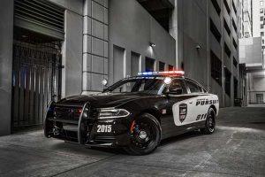 Police-car-in-America