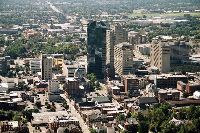 Lexington-city